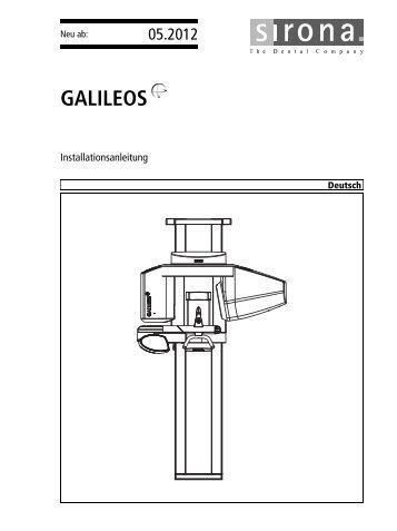 Результат 3d-съемки galileos