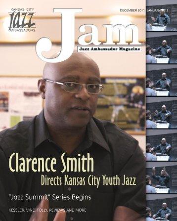 9:00 PM - Kansas City Jazz Ambassadors