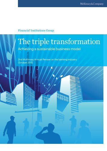The triple transformation - McKinsey & Company