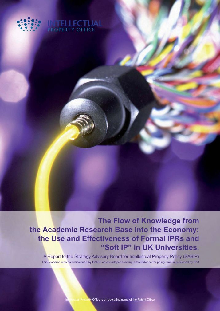 research papers on intellectual property rights