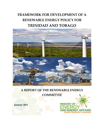 renewable energy policy framework barriers Barriers which are stifling renewable energy development at a state level  of the policy framework for the energy  6 victoria's renewable energy roadmap.