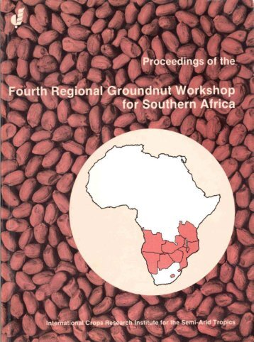 Proceedings of the Fourth Regional Groundnut Workshop for ...