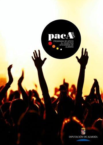 PACA 2012 INTERACTIVO.pdf - Diputación Provincial de Almería