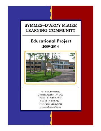 Educational Project - Symmesdarcy.com