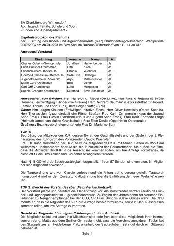 Seite 1 BA Charlottenburg-Wilmersdorf Abt. Jugend, Familie ... - KJP