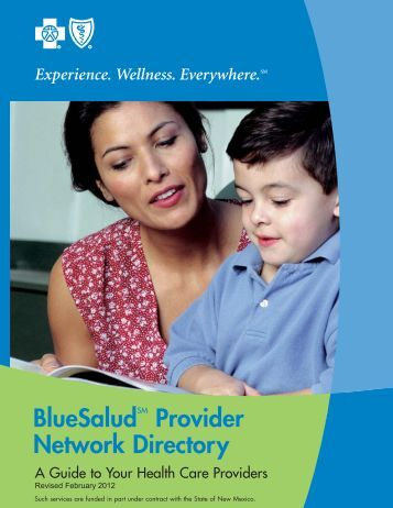 BlueSalud Provider Network Directory - Blue Cross Blue Shield of ...