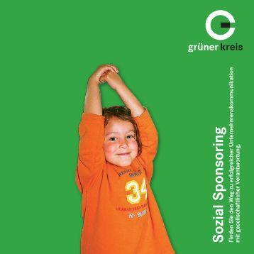 Sozial Sponsoring Fin - Grüner Kreis