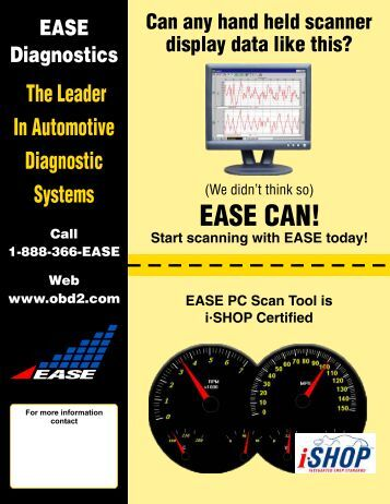EASE PC SCAN TOOL - Hpower
