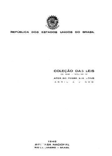atos do poder executivo 1948