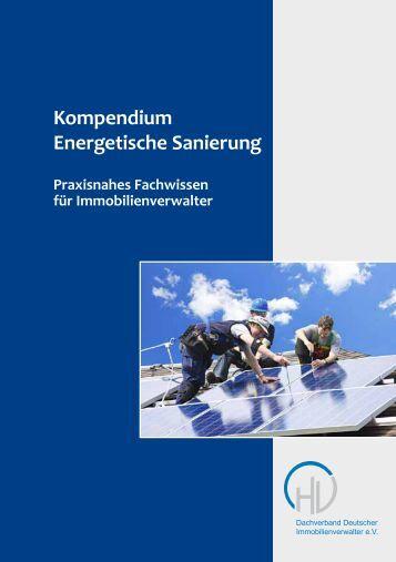 Kompendium Energetische Sanierung - KfW