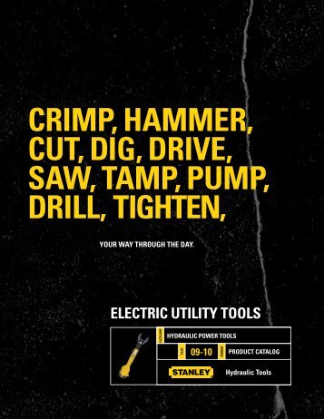CrimPinG TOOlS - Australian Utility Wholesale, transmission and ...