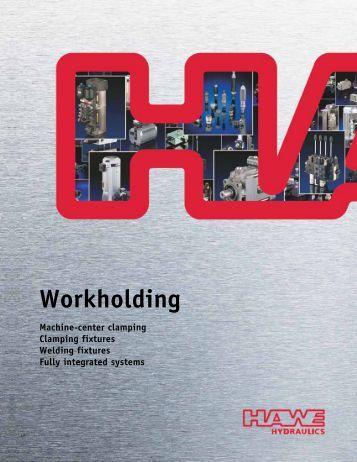 Workholding - HAWE Hydraulics