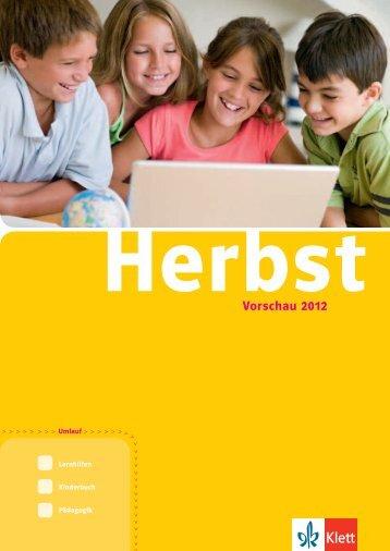 Fit für den Schulstart - Ernst Klett Verlag