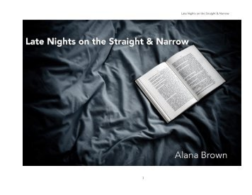 Download Late Nights E-Book - Considering The Lily