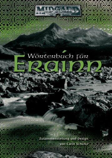 Erainnisches Wörterbuch - Midgard