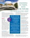 Tour Highlights - CIE Tours - Page 2
