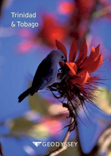 Trinidad & Tobago - Geodyssey