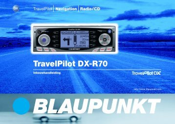 TravelPilot DX-R70 - Blaupunkt