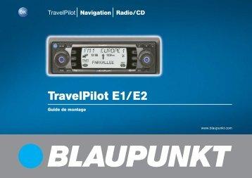 TravelPilot E1/E2 - Blaupunkt