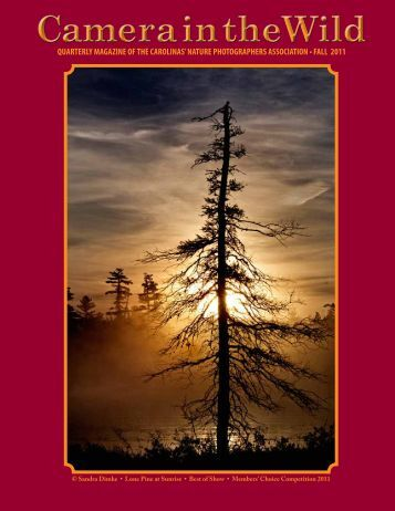CameraintheWild - Carolinas Nature Photographers Association