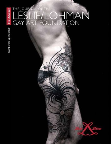 T - Leslie-Lohman Gay Arts Foundation