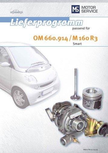 M 160 R3 - MS Motor Service Deutschland GmbH