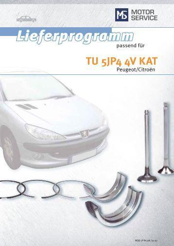 TU 5JP4 4V KAT - MS Motor Service Deutschland GmbH