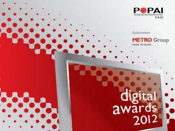 Sponsoren - der POPAI Digital Awards