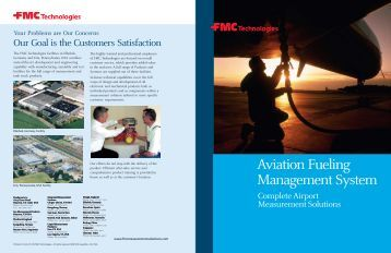 Aviation Fueling Management System - Measurement Solutions