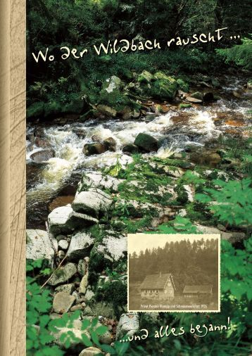 ünz- & Langenbachtal - Urlaub im Schwarzwald