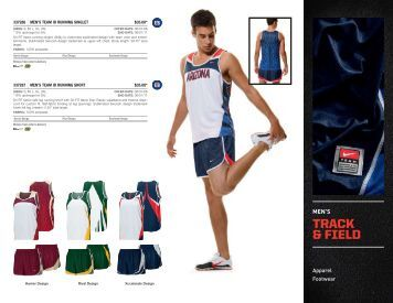 Men's track & field - Nike Team Sports