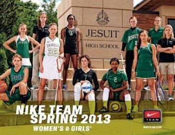 NIKE TEAM SPRING 2013 WOMEN'S & GIRLS' - Nike Team Sports