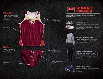 WOMEN'S RUNNING - Nike Team Sports