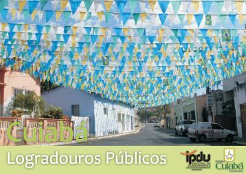 Logradouros Públicos - Prefeitura de Cuiabá