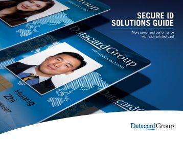 Secure ID Solutions Brochure - Datacard