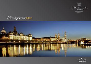Arrangements 2012 - Kempinski Hotels