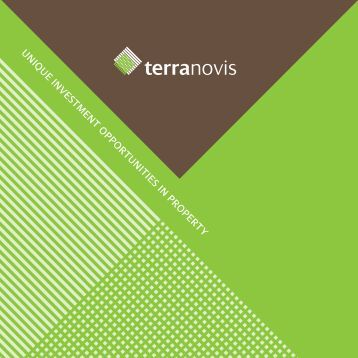 Corporate Profile - Terranovis