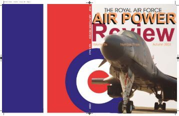 V6-N3 Cover 5/8/03 10:21 AM Page 1 - Royal Air Force