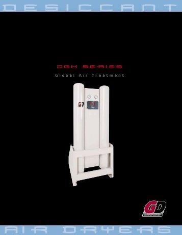dgh series - Dearing Compressor and Pump Company