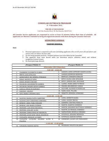 Seafarer seq no 6 547 6 for List of consuls