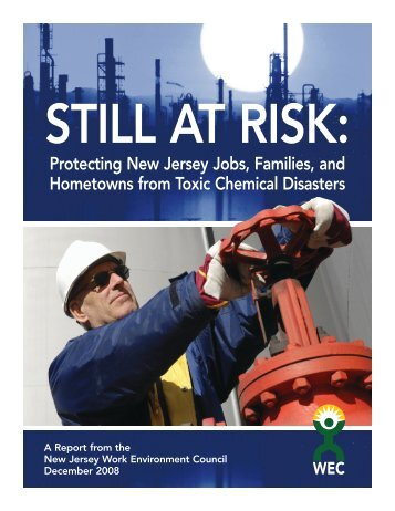Still at Risk - New Jersey Work Environment Council