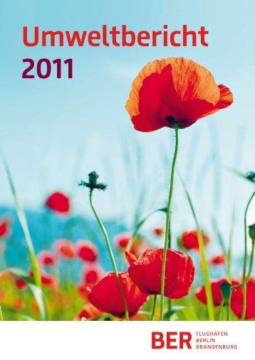 Umweltbericht 2011