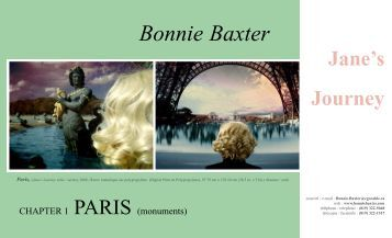 Jane's Journey - Bonnie Baxter