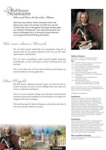 Leben und Vision des barocken Meisters