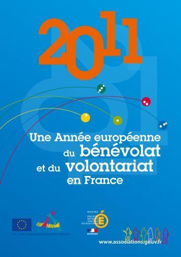 du bénévolat et du volontariat - Associations.gouv.fr