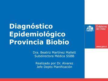 Diagnóstico S.S. Biobío. - Servicio de Salud Bío Bío