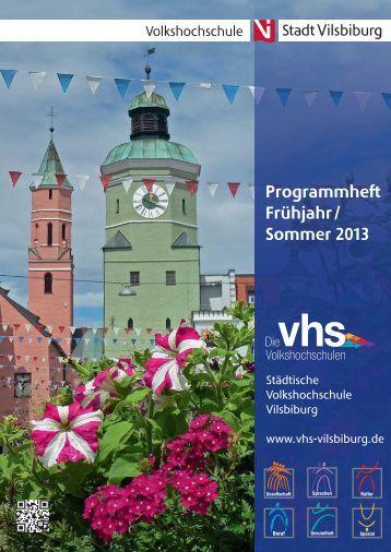 E-Mail - VHS Vilsbiburg
