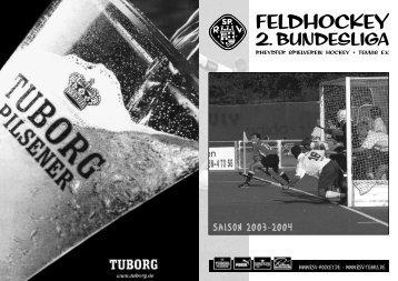 2. Bundesliga - Rheydter Spielverein