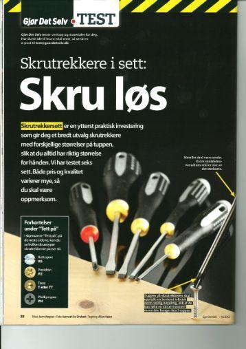 Gjør Det Selv 13/2012 - Biltema