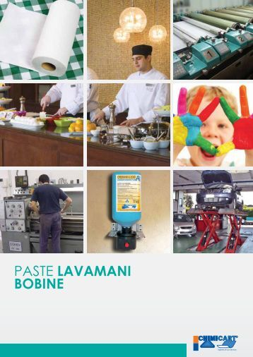 PASTE LAVAMANI BOBINE - Chimicart